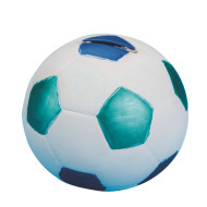 Color-Me™ Ceramic Bisque Soccer Ball Banks (makes 12)
