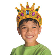 Color-Me™ Foam Crowns (makes 12)