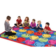Emotions Interactive Carpet