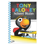 Tony Baloney School Rules Book