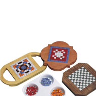 Allen Diagnostic Module Tile Trivets  (pack of 6)