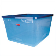 "Rubbermaid® Storage Container 23.3""x18.7""x12.3"" - 71 Quart"