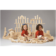 Unit Blocks 45-Piece Set