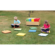 Kalocolor™ Square Cushions & Tuf 2™ Trolley