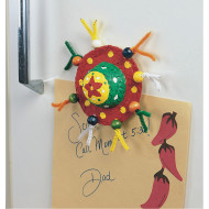 Fiesta Hat Magnet Craft Kit (makes 24)