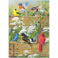 Songbird Jigsaw Puzzle, 300 Pieces