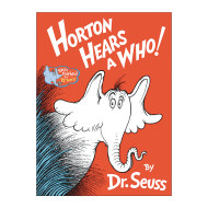 Horton Hears a Who Book
