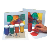 EduCraft® Squish Art Craft Kit (makes 25)