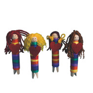 Worry Dolls Craft Kit (makes 24)