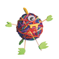 One-Eyed Monster Craft Kit (pack of 24)