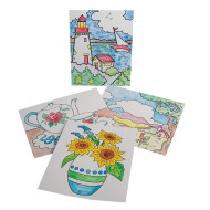 Paint-a-Dot™ Everyday Scenes<Lead-in> </Lead-in>Craft Kit (makes 24)
