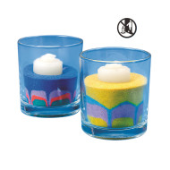 Sand Art Candles Craft Kit (makes 24)