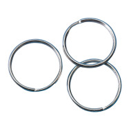 Split Rings  (pack of 25)