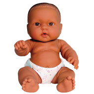 Lots to Love® Baby Doll, African American, 14""