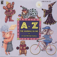 A to Z The Animals and Me CD