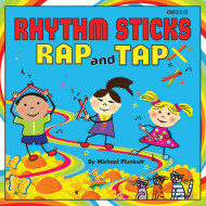 Rhythm Sticks Rap and Tap Music CD