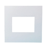 White Heavyweight Cardboard Frames