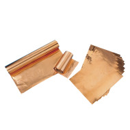 "Copper Foil Sheets, 4-1/2"" x 4-1/2""  (pack of 40)"