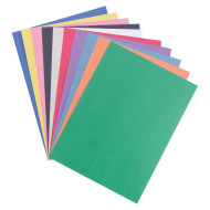 "SunWorks® Groundwood Construction Paper 9""x12"", 10-Color Asst. (pack of 100)"