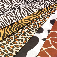 Animal Print Tissue Paper (pack of 60)