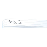 Sentence Strips White (pack of 100)