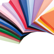 "Tru-Ray® Sulphite Construction Paper, 9""x12""  (pack of 50)"