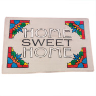 Home Sweet Home Decorative Mat