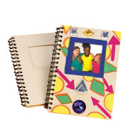 Papier Mache Notebook  (pack of 12)