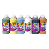 Crayola® Artista II Washable Tempera Paint Set (set of 12)