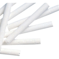 White Budget Chalk  (pack of 96)