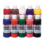 Color Splash!® Glass Stain 8 oz.  (pack of 10)