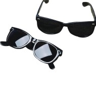 Black Nomads Sunglasses  (pack of 12)