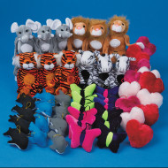 Small Plush Toy Easy Pack (pack of 45)