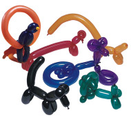 Twisty Balloons  (bag of 100)
