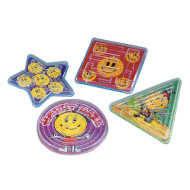 Maze Puzzles  (pack of 72)
