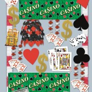 Deluxe Casino Decorating Easy Pack