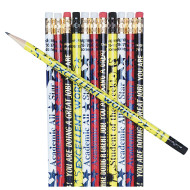 Motivational Pencils  (pack of 144)