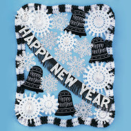 New Years Decorating Easy Pack