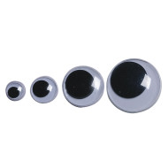 15mm Wiggly Eyes (pack of 1000)