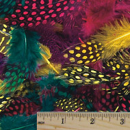 Spotted Feathers, 7g  (bag of 200)