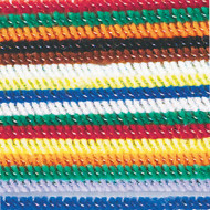 "Chenille Assortment, 12"", 3mm (pack of 1000)"