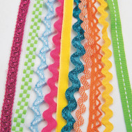 Trim Assortments, Brights