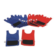 Dodge-It™ Tag Adult Vest (pack of 12)