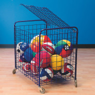 Tote Master Cart with Balls Easy Pack