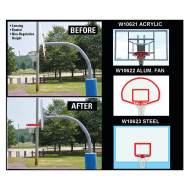 Hoop Rejuvenator Backboard Kits
