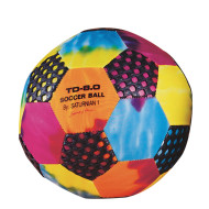 "8"" Tie-Dye Gripper Ball - Soccer Ball"