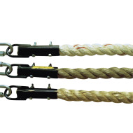 Additional Feet for Manila Climbing Ropes