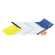 Spectrum™ Elementary School Tough Floor Hockey Set, 36""