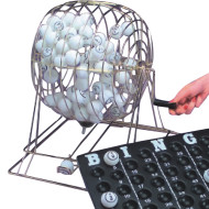 Replacement Bingo Balls  (pack of 75)