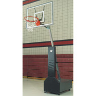 club court Portable basketball system